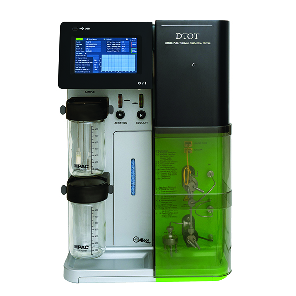 DTOT: Diesel Thermal Oxidation Tester