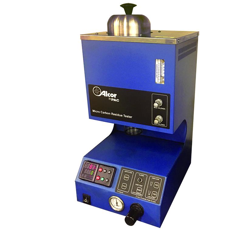 MCRT160: Micro Carbon Residue Tester