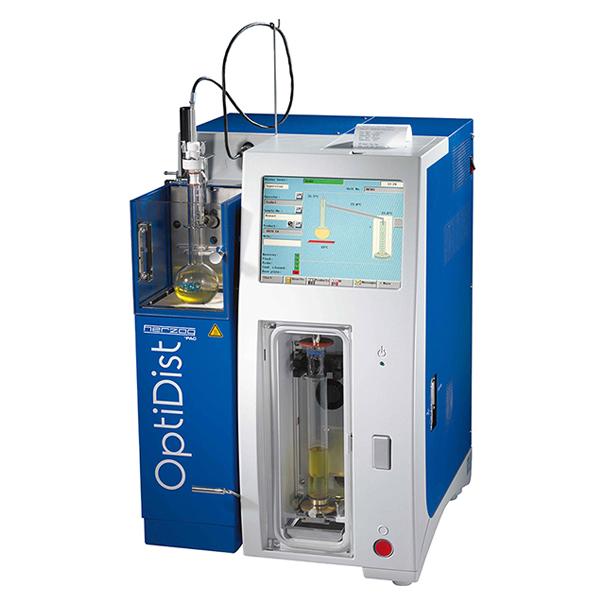OptiDist: Atmospheric Distillation